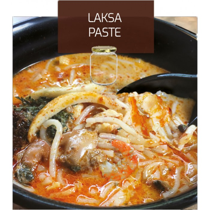 Laksa Paste 叻沙酱-Birthday-Cheesecake-Delivery