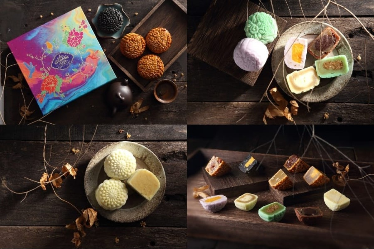 Indulge in Old Seng Choong's stellar mooncake collection with your family this Mid-Autumn Festival t